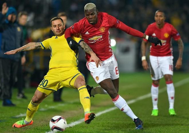 Manchester United barazon në Rusi