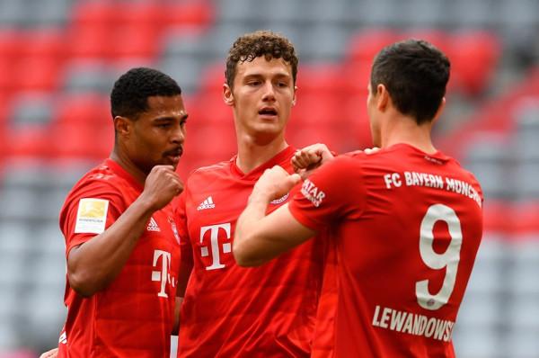 Bayerni serinë e fitoreve ngrit në 8, dallimin në 10
