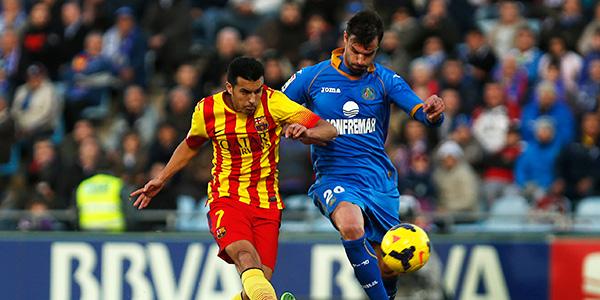 Barça s'lejon befasinë