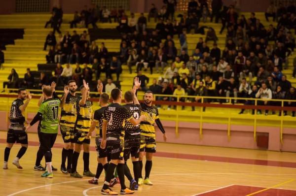 Peja Futsall kualifikohet në 1/8 e finales së Kupës
