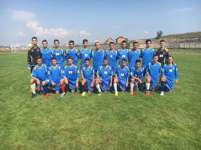Lista e futbollistëve U15 të Kosovës