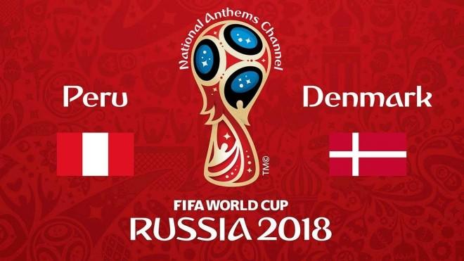 Peru vs. Danimarka, formacionet startuese