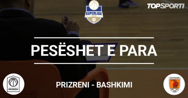 Pesëshet e para: Prizreni - Bashkimi