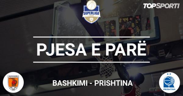 Bashkimi ngushton epërsinë e Prishtinës, përfundon pjesa e parë