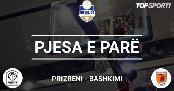 Fells me 12 pikë, mbyllet pjesa e parë në ndeshjen Prizreni-Bashkimi