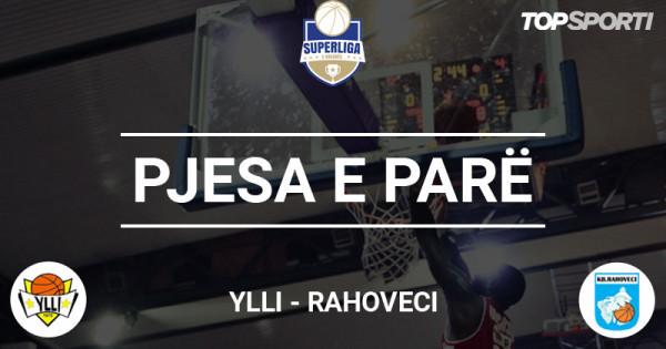 Përfundon pjesa e parë në ndeshjen Ylli-Rahoveci