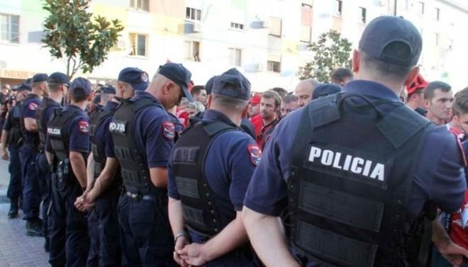 Masa të rrepta sigurie në Shkodër, para ndeshjes Kosova-Kroacia
