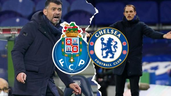 Formacionet zyrtare: Porto - Chelsea