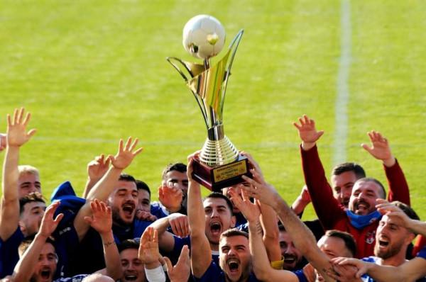 Për të dhjetën herë, Prishtina fituese e Superkupës!