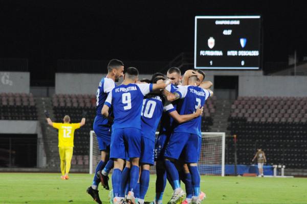Prishtina kryen detyrën, tash e pret  Ferencvarosi
