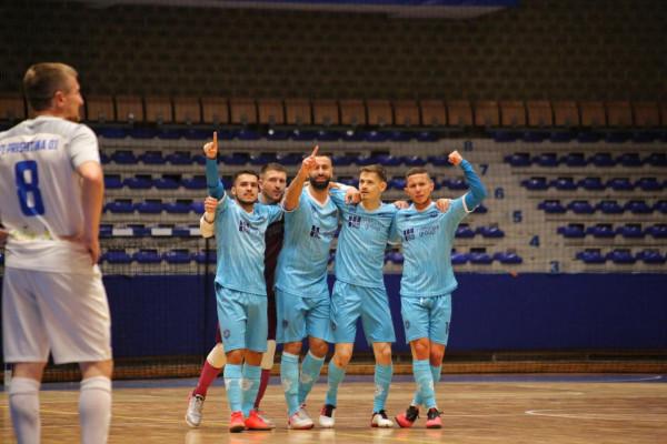 Prishtina Mabetex kampione e pjesës së rregullt të kampionatit në futsall