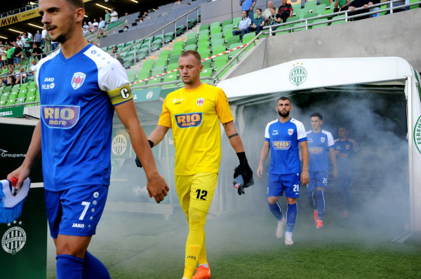 Formacionet zyrtare: Prishtina - Ferencvaros
