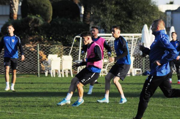 Prishtina në Antalya, mban stërvitjen e parë