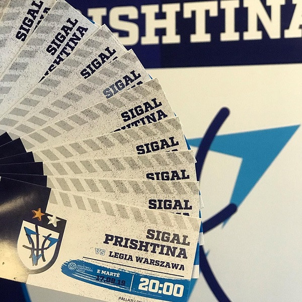 Dalin në shitje biletat Prishtina-Legia