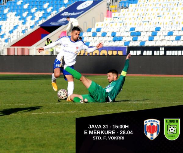 Oto John rikthehet, Prishtina kërkon fitore ndaj Trepçës'89