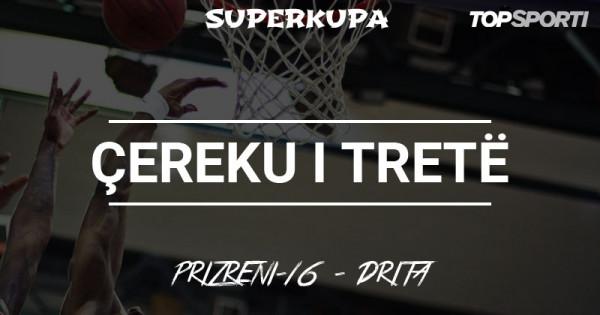 Ç3: Prizreni-16 afër gjysmëfinales