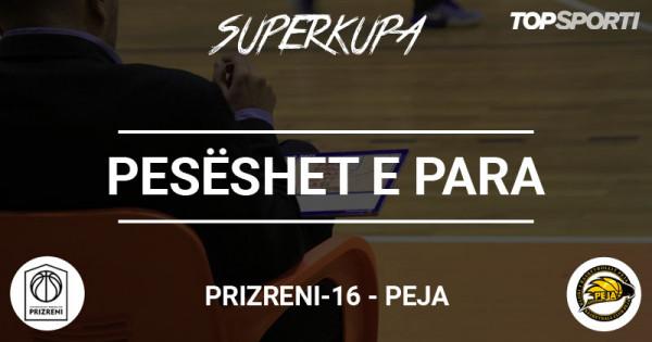Pesëshet e para: Prizreni-16 - Peja