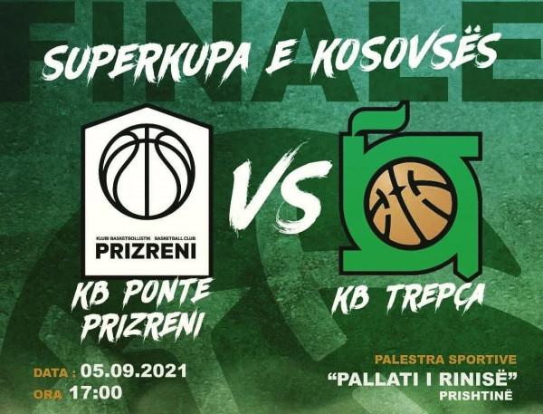 Sot finalja e Superkupës, Prizreni-16 - Trepça