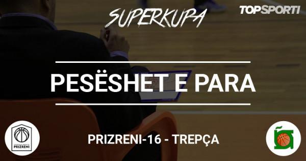 Pesëshet e para: Prizreni-16 - Trepça