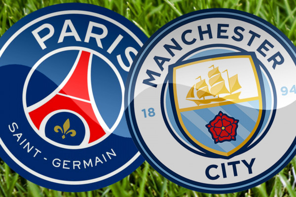 Formacionet zyrtare: PSG - Manchester City