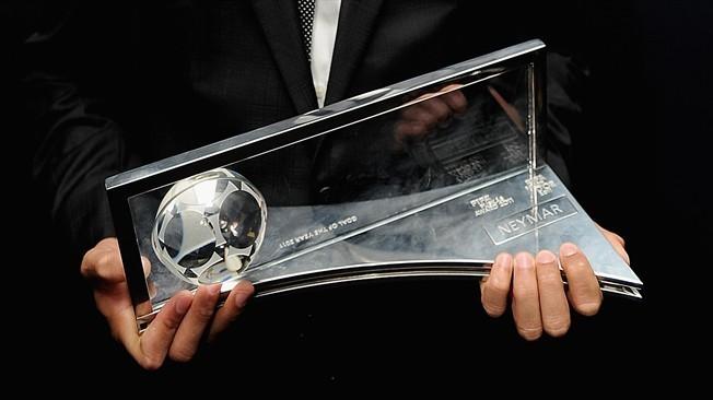 Tre golat finale për çmimin Puskas