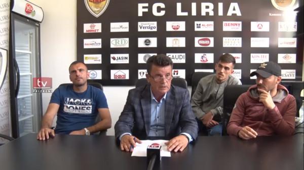 Liria me paga deri në 2 mijë euro, kryetari fajëson lojtarët dhe stafin për dështimin