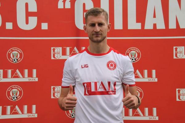 Dautaj i kthehet përsëri te skuadra e Gjilanit