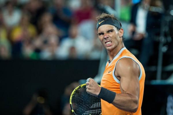 Nadali pa telashe në finale të AUS Open