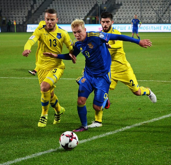 Dalin në shitje biletat Kosovë-Ukrainë