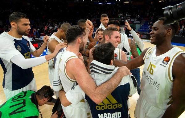 Los Blancos të pandalshëm, fitojnë edhe ndaj baskëve