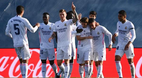 Real Madrid vazhdon ndjekjen e kreut