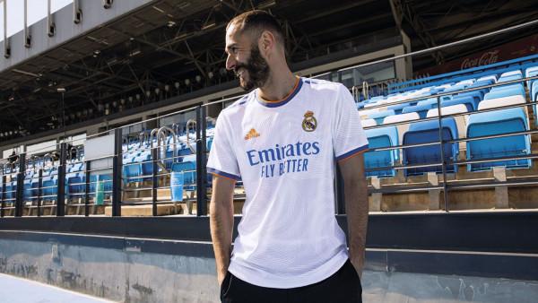 Real Madrid prezenton fanellat për stinorin e ardhshëm