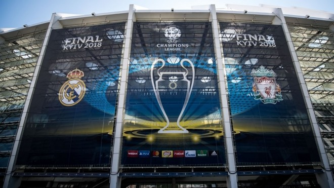 Formacionet e mundshme: Real Madrid - Liverpool