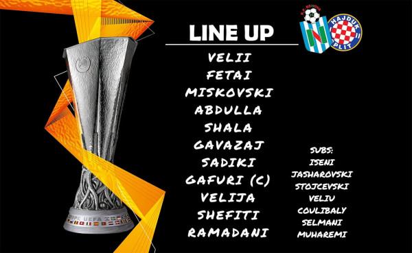 Renova-Hajduk, 11-shet startuese
