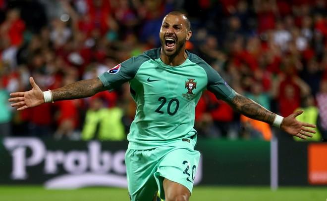 Quaresma çon Portugalinë në çerekfinale