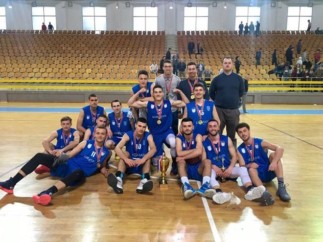 Edhe në U18, Kupa e Riinvest Prishtinës