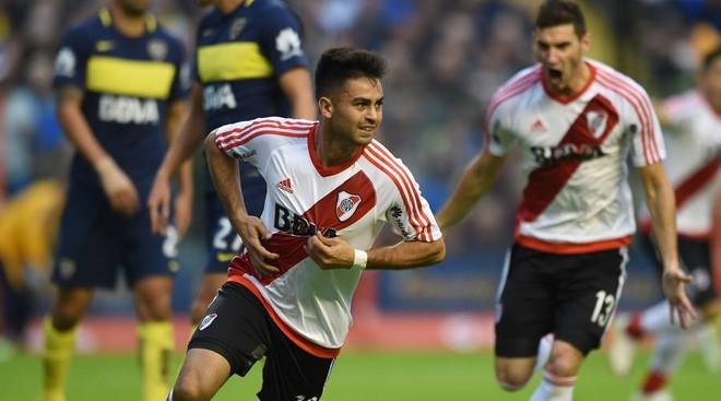 """""""Superclasico"""" i takoi River Plates"""