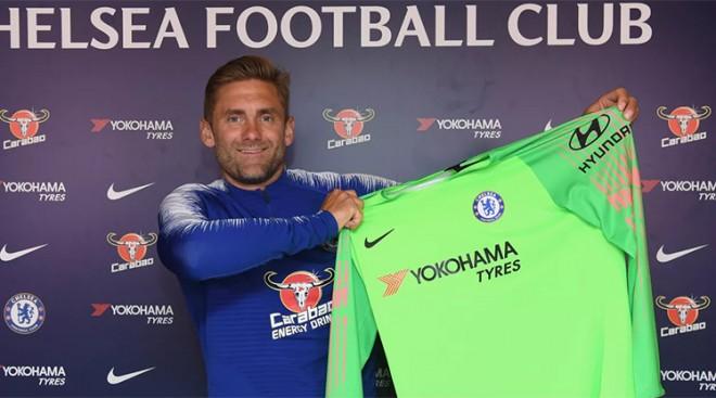 Robert Green transferohet te Chelsea