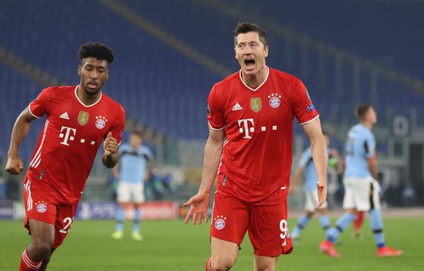 Bayerni me një këmbë në çerekfinale