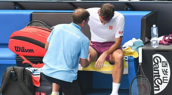 Federeri mungon në Australia Open