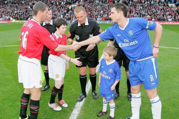 Keane e Lampard në Premier League Hall of Fame
