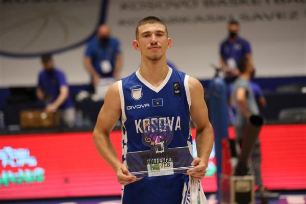 FIBA: Rron Dahsyla, ndër lojtarët më impresionues