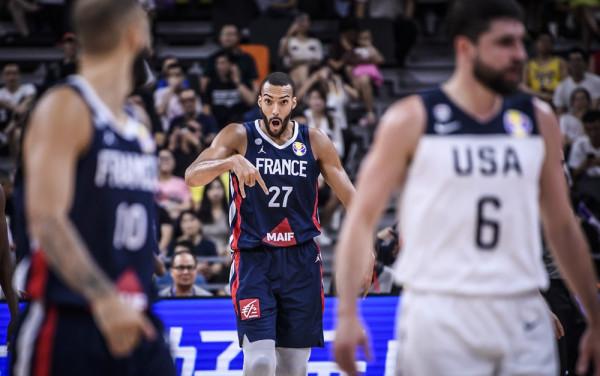Përfundon dominimi i SHBA-së, Franca në gjysmëfinale