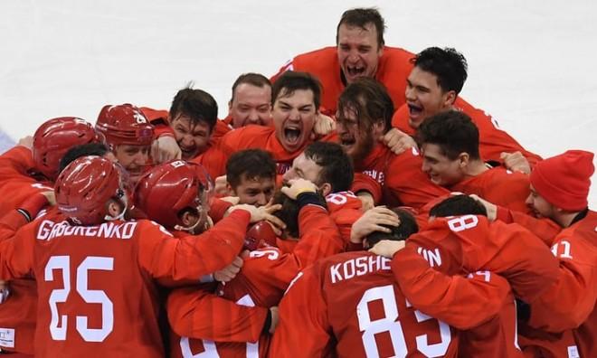 Rusët kampion në hokej