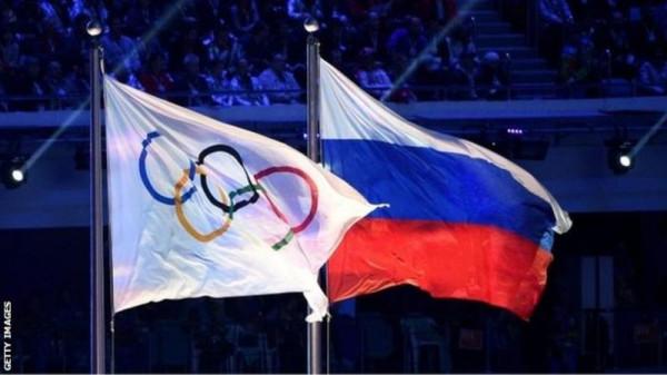 Rusia jashtë LO 2020 dhe Kupës Botërore 2022