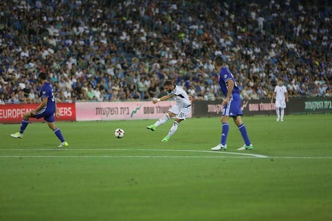 Notat e lojtarëve: Izraeli-Shqipëria