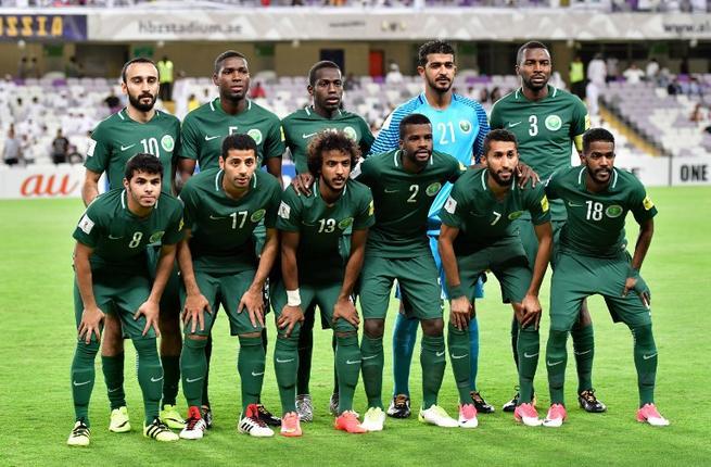 Arabia Saudite në botërorin e saj të pestë