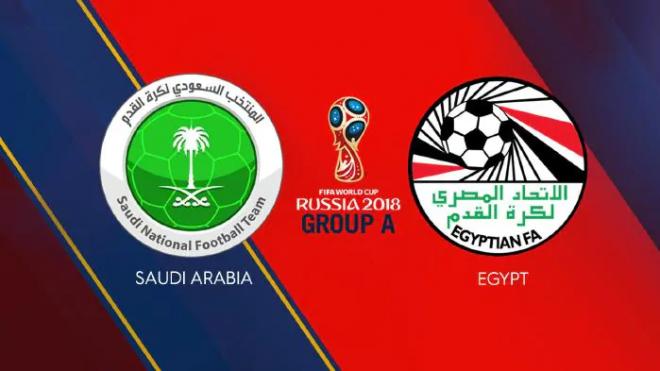 Formacionet: Arabia Saudite - Egjipti
