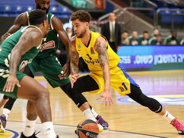 Maccabi fiton derbin ndaj Panathinakosit