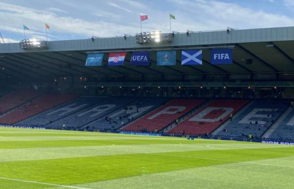 Formacionet zyrtare: Kroacia - Skocia